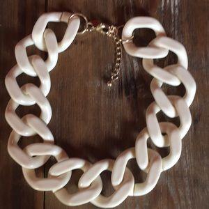 Express Oversized Link Necklace
